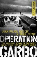 Operation Garbo Pdf/ePub eBook