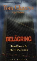Tom Clancys op center Book