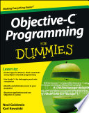 Objective C Programming For Dummies