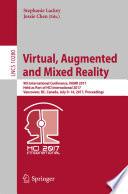 Virtual  Augmented and Mixed Reality