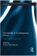 Christianity in Contemporary China