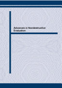 Advances in Nondestructive Evaluation Pdf