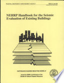 Handbook for the Seismic Evaluation of Existing Buildings