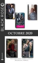 Pack mensuel Black Rose : 10 romans + 1 gratuit (Octobre 2020) Pdf/ePub eBook