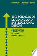 The Sciences of Learning and Instructional Design Book