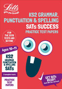 KS2 English Grammar, Punctuation and Spelling SATs Practice Test Papers