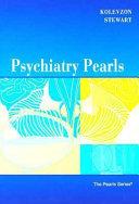 Psychiatry Pearls