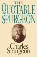 The Quotable Spurgeon