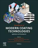 Handbook of Modern Coating Technologies