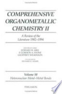 Heteronuclear Metal Metal Bonds Book