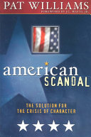American Scandal Book