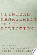 Clinical Management Of Sex Addiction Book PDF
