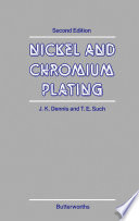 Nickel and chromium plating j k dennis t e such google books other editions view all fandeluxe Gallery