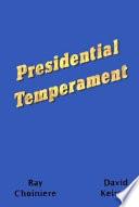 Presidential Temperament