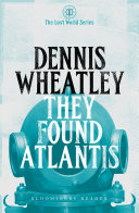 They Found Atlantis ebook