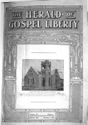 Pdf Herald of Gospel Liberty