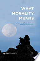 What Morality Means