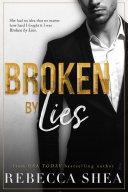 Pdf Broken by Lies