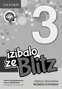 Books - Blitz Mental Maths Isizulu Grade 3 Teachers Guide | ISBN 9780190402280
