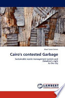 Cairo's Contested Garbage
