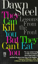 They Can Kill You But They Can t Eat You Book PDF