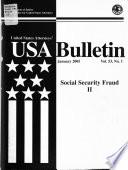 United States Attorneys Bulletin