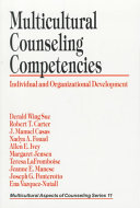 Multicultural Counseling Competencies Book PDF