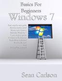 Basics for Beginners Windows 7