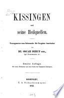 Kissingen und seine Heilquellen