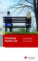 Cover of Practising Family Law