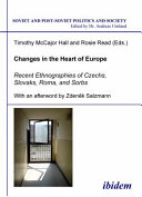 Changes in the Heart of Europe Book PDF