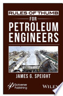 Rules of Thumb for Petroleum Engineers Book