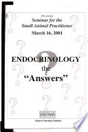 Endocrinology the
