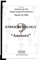 Endocrinology the 'answers'