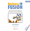 Business/IT Fusion
