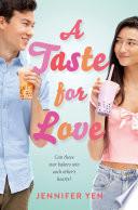 A Taste for Love Book PDF
