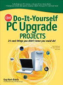 CNET Do-It-Yourself PC Upgrade Projects Book