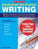 Standardized Test Practice Writing, Grades 5-6