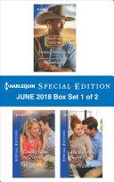 Pdf Harlequin Special Edition June 2018 Box Set - Book 1 of 2