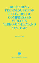 Buffering Techniques for Delivery of Compressed Video in Video-on-Demand Systems