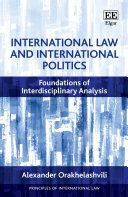 International Law and International Politics Pdf/ePub eBook