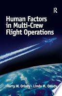 Human Factors in Multi Crew Flight Operations