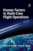 Human Factors in Multi-Crew Flight Operations