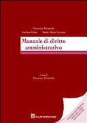 Manuale di diritto amministrativo