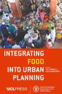 Pdf Integrating Food into Urban Planning Telecharger