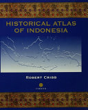 Pdf Historical Atlas of Indonesia