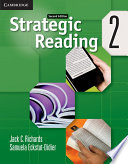 Strategic Reading Level 2 Student S Book