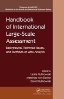 Handbook of International Large-Scale Assessment