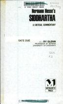 Hermann Hesse s Siddhartha