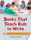 Books That Teach Kids To Write PDF